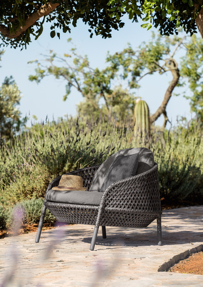 DEDON Husse für AHNDA 2er-Sofa | Gartenmöbel Fachhandel