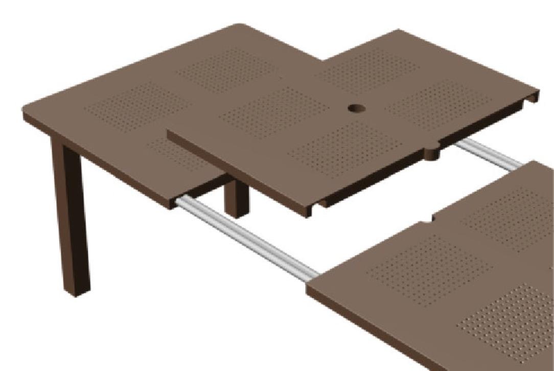 gartentisch nardi levante 160x100 wei esstisch ausziehtisch kamin fen f r zuhause vom. Black Bedroom Furniture Sets. Home Design Ideas