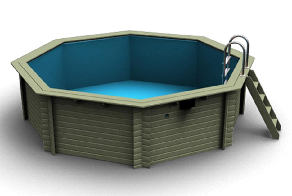 Holzpool selber bauen emejing holzpool selber bauen for Swimmingpool aus plastik