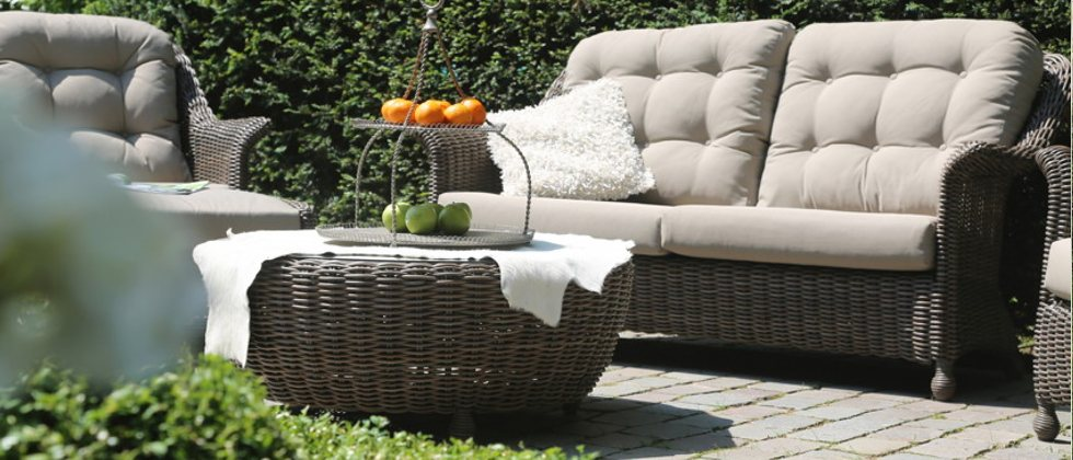 gartenstuhl rattan lounger aluminium und teak holz. Black Bedroom Furniture Sets. Home Design Ideas