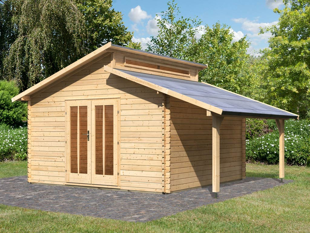 ... Bausatz  Gartenhaus aus Holz günstig kaufen im Shop von holz-haus.de