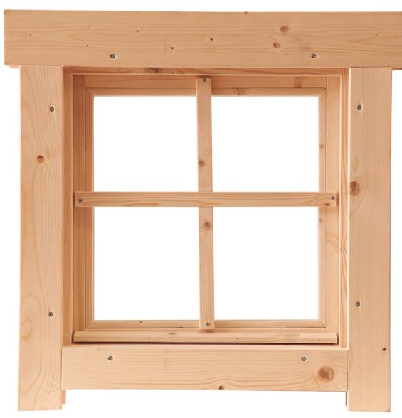 Einbaufenster wolff einzelfenster tanja f r 28mm und for Fenster 40x40