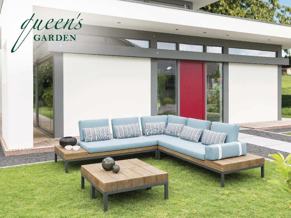 Attraktiv Best Sitzgruppe Queens Garden Combi Set With Sitzgruppe Alu