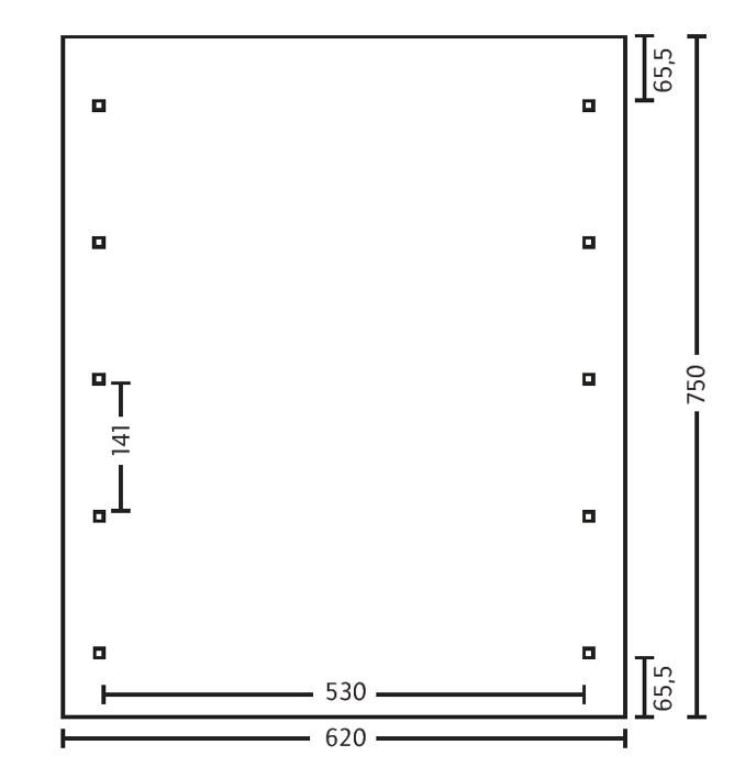 holz carport skanholz sauerland satteldach doppelcarport ebay. Black Bedroom Furniture Sets. Home Design Ideas