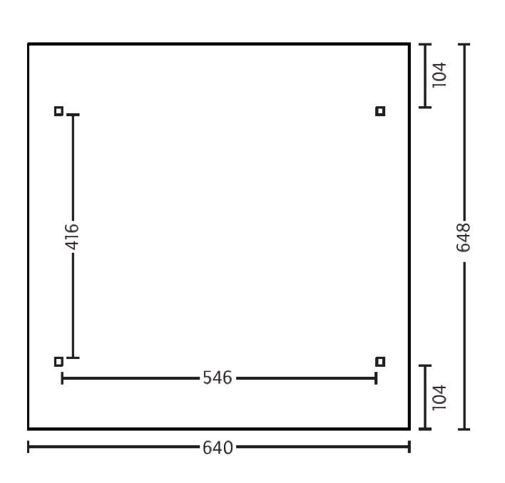 holz carport skanholz flachdach versch kopfb nder doppelcarport gr 2 vom garten fachh ndler. Black Bedroom Furniture Sets. Home Design Ideas