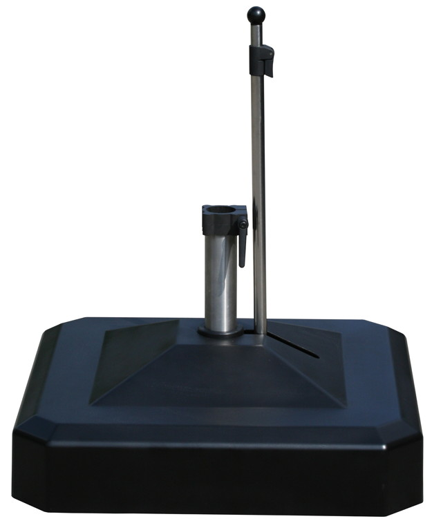 sonnenschirmst nder liro midi plus 100k mit rollen leichtes bewegen parasol base gartenm bel. Black Bedroom Furniture Sets. Home Design Ideas