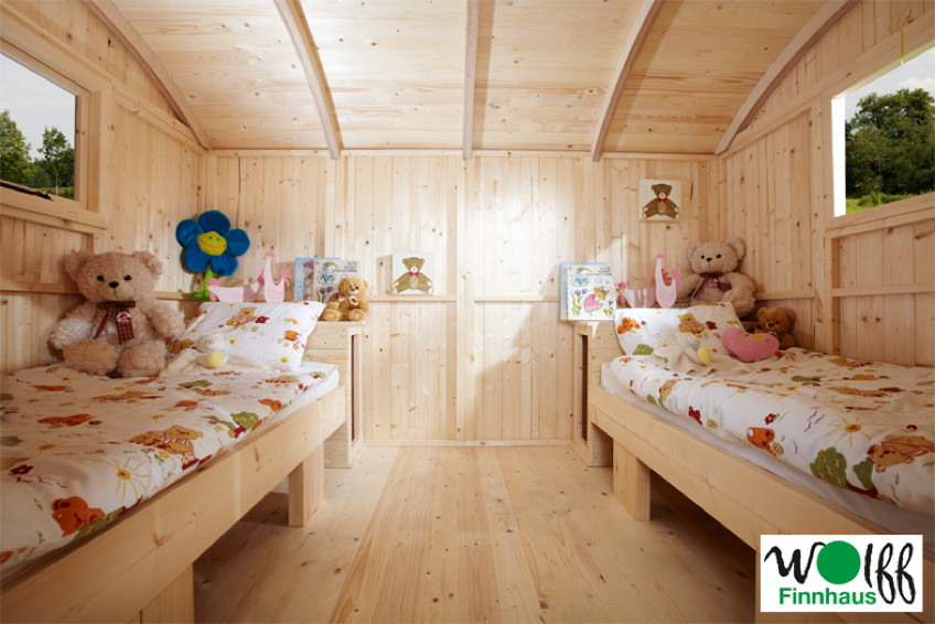 kinder spielhaus wolff camping bauwagen holz stelzen spielhaus kinderhaus stelzenhaus. Black Bedroom Furniture Sets. Home Design Ideas