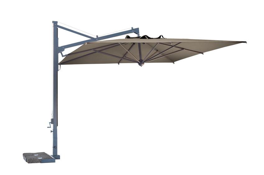 Sonnenschirm SCOLARO Galileo Maxi 4x4 Ampelschirm, Aluminium hanging Parasol