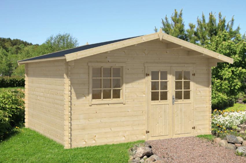 ger tehaus wolff nimes gartenhaus ger tehaus aus holz gartenh user. Black Bedroom Furniture Sets. Home Design Ideas