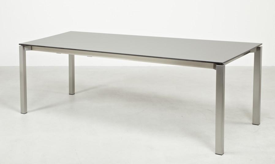 Ausziehtisch FISCHER «Modena Collection» 200/260/320x95 Frontauszug 2  Platten
