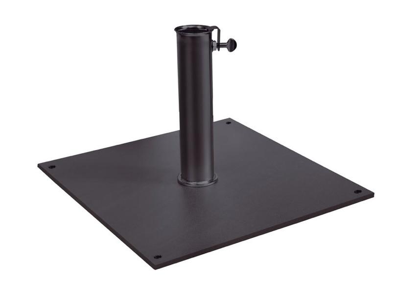 schirmst nder scolaro stahlst nder anthrazit h lse 65 mm schirmst nder vom garten fachh ndler. Black Bedroom Furniture Sets. Home Design Ideas