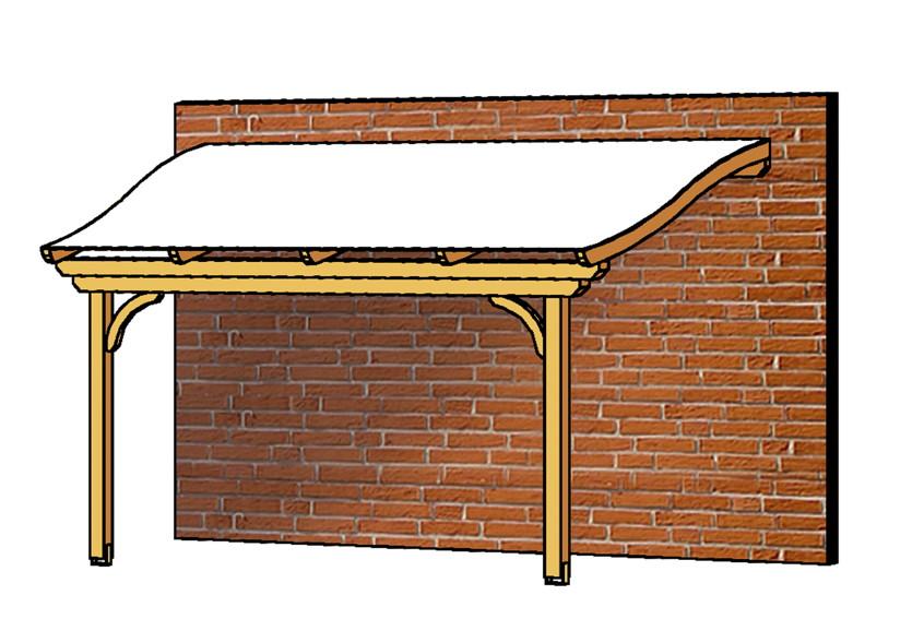 terrassen berdachung holz bausatz skanholz verona geschwungen terrassendach terrassen berdachung. Black Bedroom Furniture Sets. Home Design Ideas