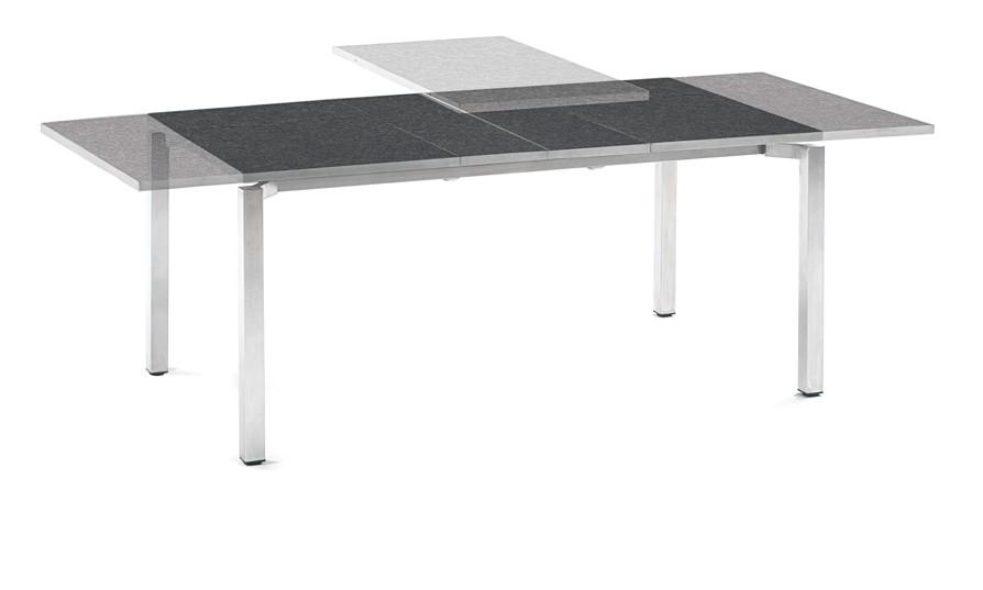 kettler gartentisch ausziehbar aluminium garten design. Black Bedroom Furniture Sets. Home Design Ideas