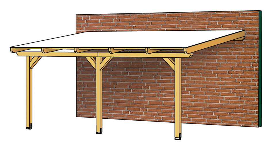 terrassen berdachung skanholz andria terrassendach. Black Bedroom Furniture Sets. Home Design Ideas