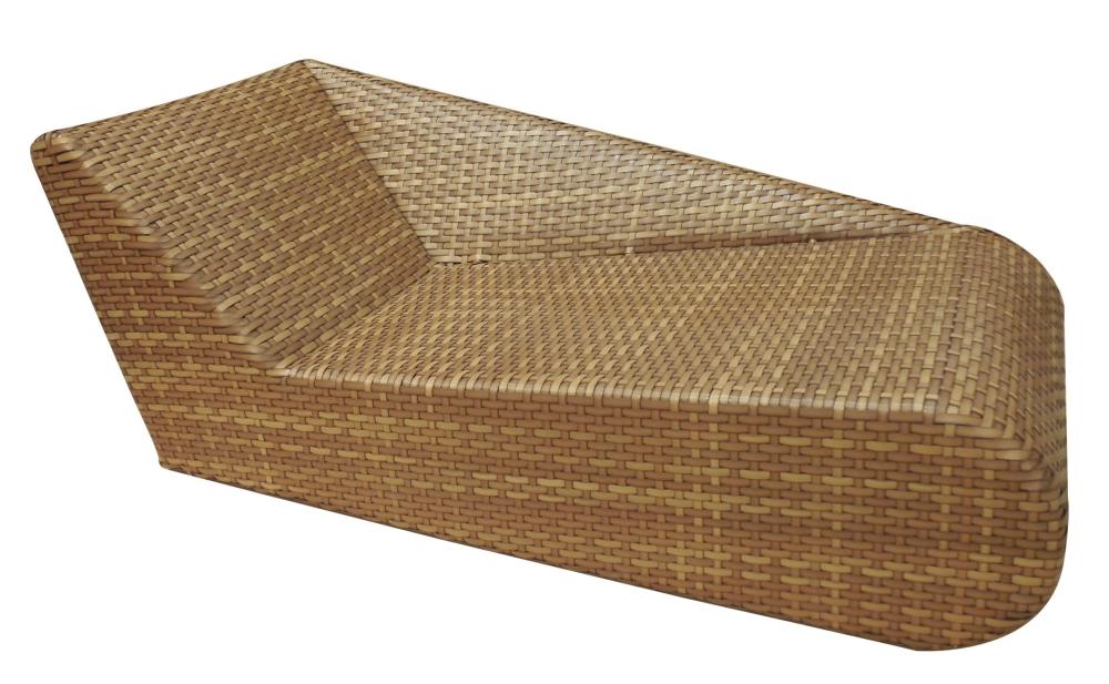 MBM LIVING Liege links Relax Lounge Aluminium | Gartenmöbel Fachhandel