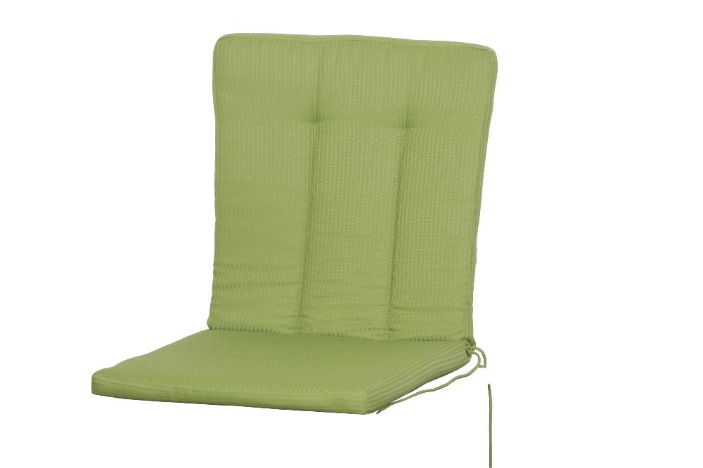 MBM LIVING Sitz- Rückenkissen Sessel Romeo Gartenstuhl Gartensessel