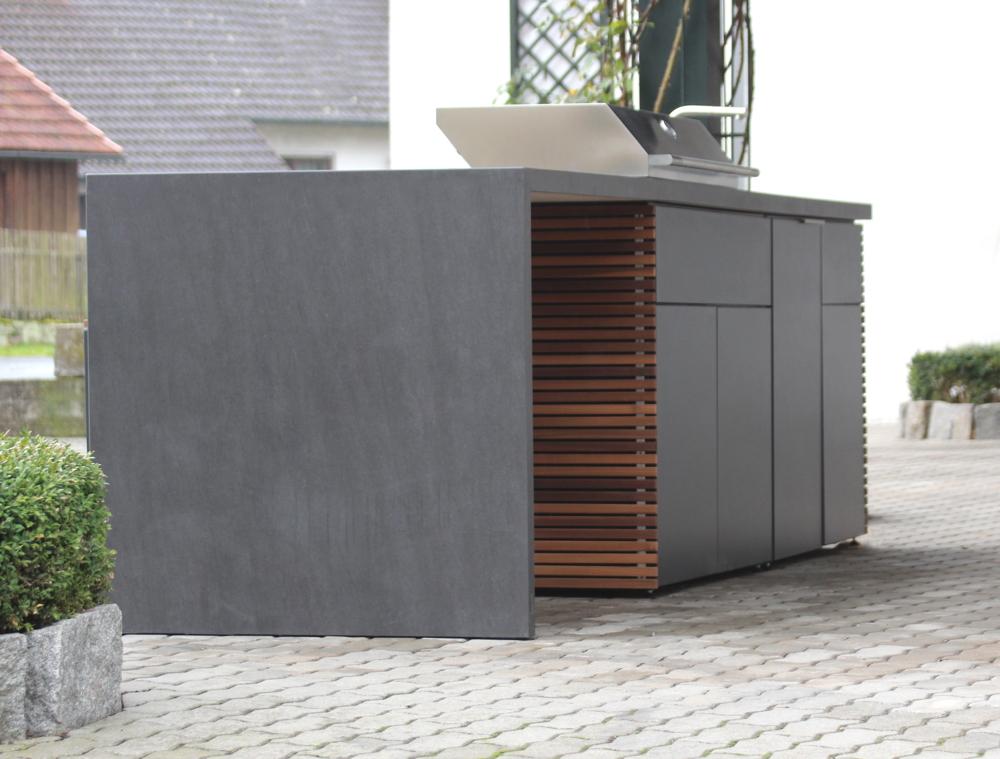 Outdoor Küche Luxus : Herrenhaus outdoor küche cubic