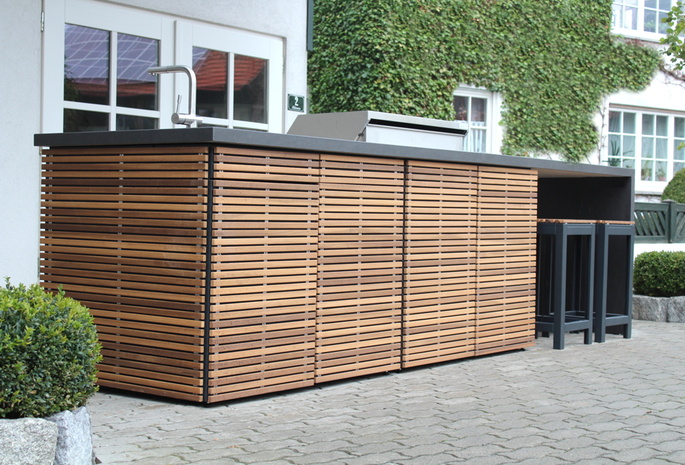 Niehoff Outdoor Küchen : Niehoff garden gartentisch tisch bistro mit stühle nils