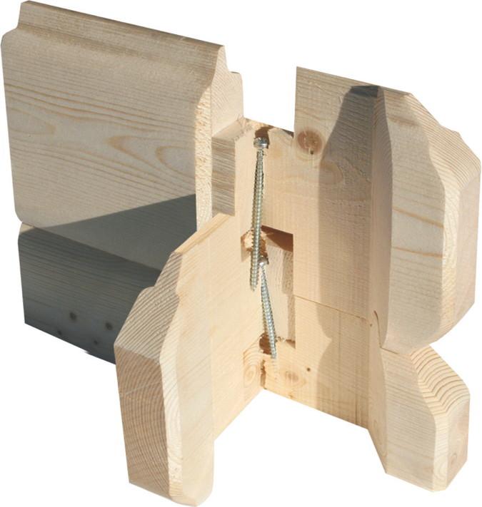 gartenhaus flachdach karibu boromir holz bausatz blockhaus ebay. Black Bedroom Furniture Sets. Home Design Ideas