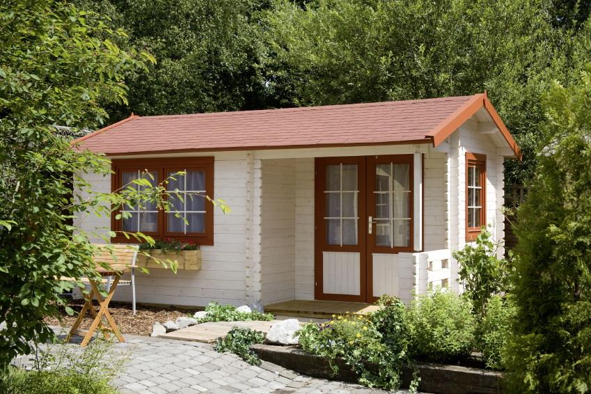 gartenhaus holz von innen streichen ~ innenarchitektur und möbelideen, Moderne