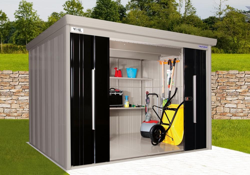 ger teschrank gartenschrank utensilienschrank f r terrasse. Black Bedroom Furniture Sets. Home Design Ideas