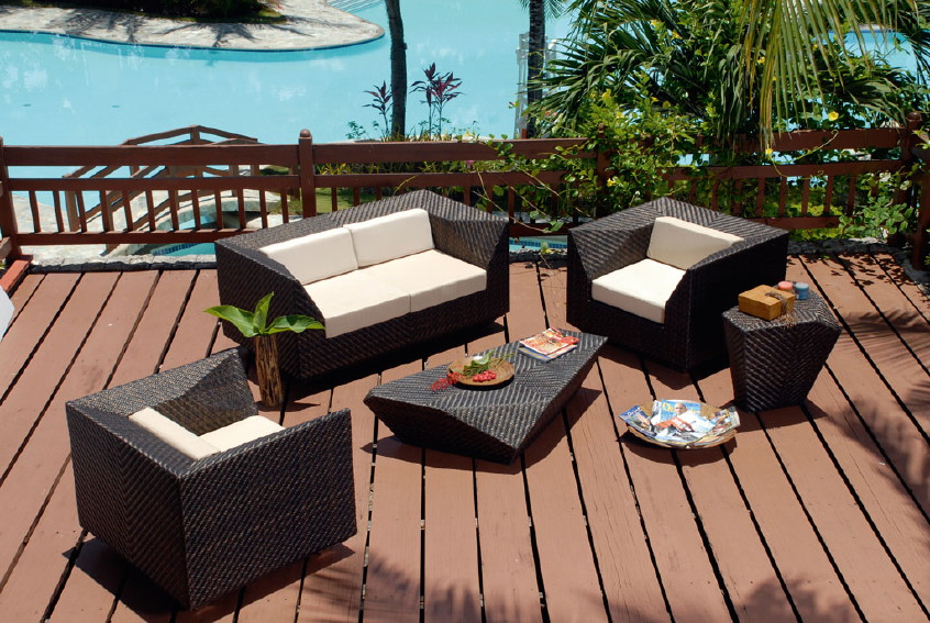 gartenbank alexander rose ocean maledives eck sofa garten m bel. Black Bedroom Furniture Sets. Home Design Ideas