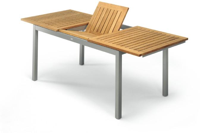 Gartentisch alu holz  Neue Gartentische von FISCHER | Holz-Haus.de-Blog