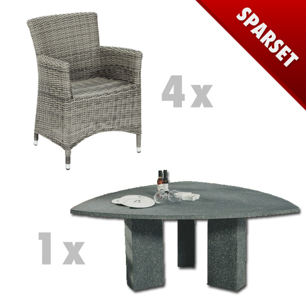 gartenmobel set best interessante ideen. Black Bedroom Furniture Sets. Home Design Ideas
