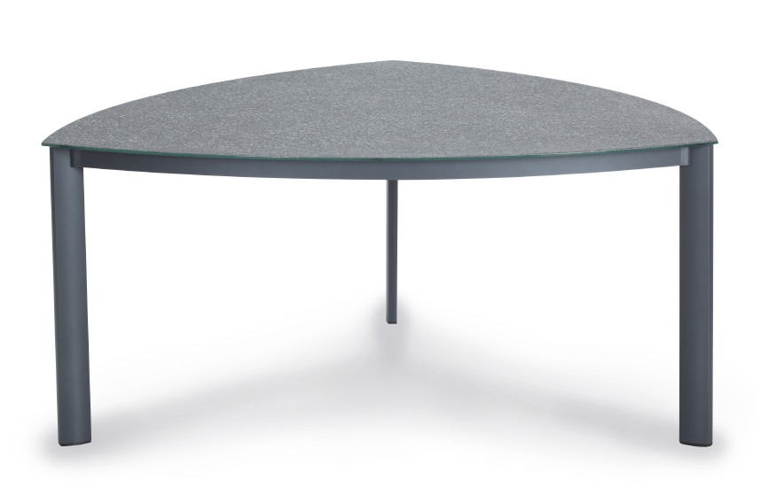 AnviTarcom  Gartenmobel Tisch Dreieckig ~> Interessante
