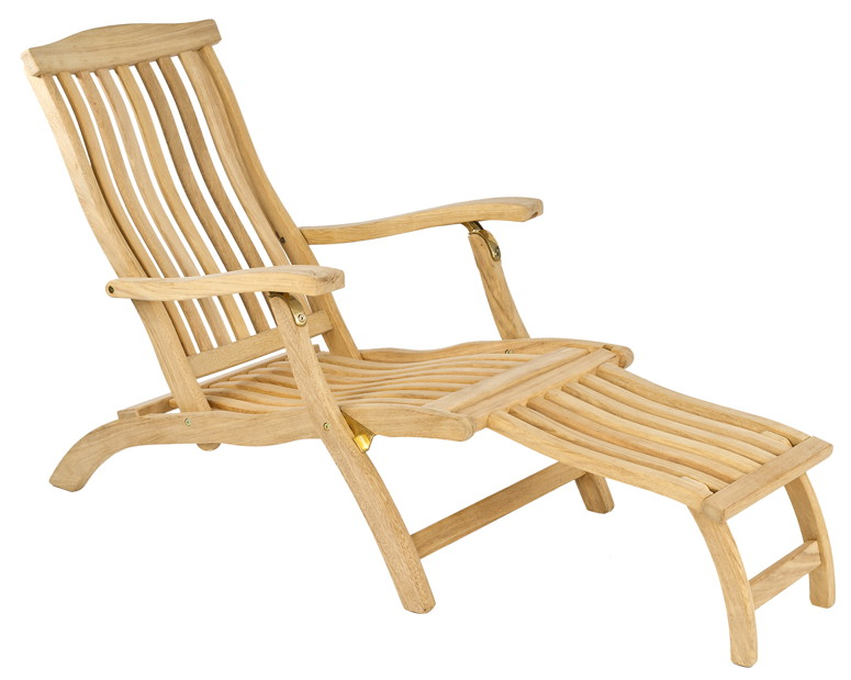 Liegestuhl Alexander Rose Roble Deckchair Holz Relaxstuhl Vom
