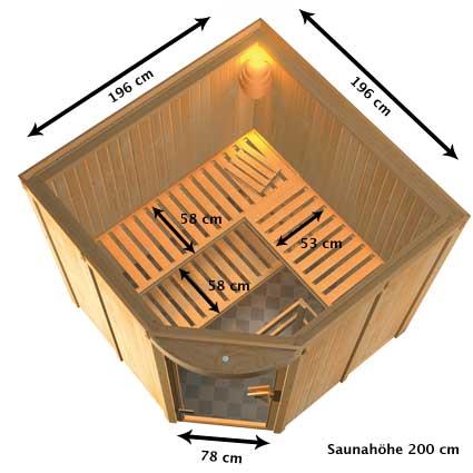sauna 2 personen grundriss sauna grundriss raum und m 246 beldesign inspiration sauna. Black Bedroom Furniture Sets. Home Design Ideas