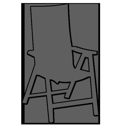 Auflage balke konfekt gartenpolster ebay for Hochlehner stuhl