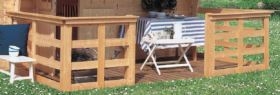 karibu terrasse f r j tland 2 girion gartenhaus aus holz. Black Bedroom Furniture Sets. Home Design Ideas