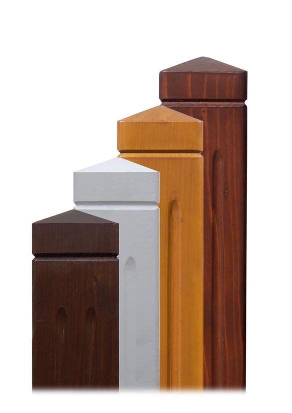 neue pfosten von bardosch holz. Black Bedroom Furniture Sets. Home Design Ideas