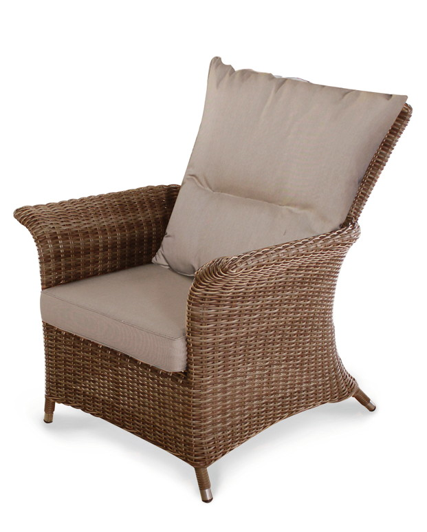 polyrattan sessel m belideen. Black Bedroom Furniture Sets. Home Design Ideas