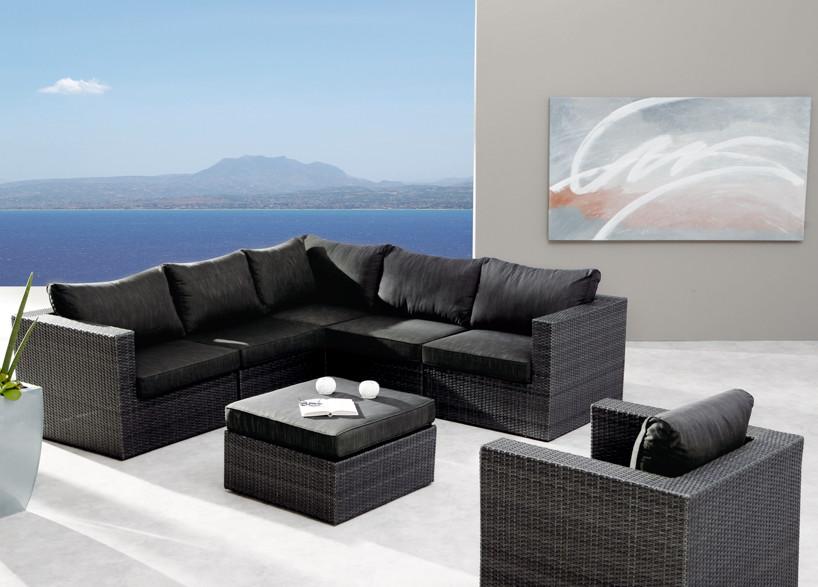 garten lounge set gunstig. Black Bedroom Furniture Sets. Home Design Ideas