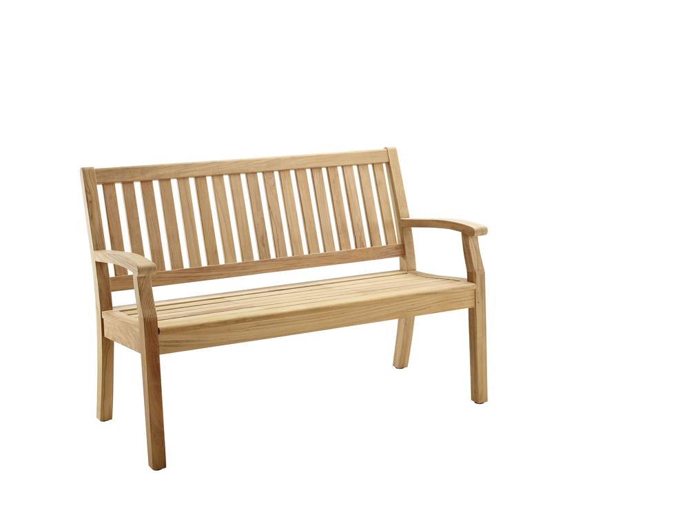 gartenbank solpuri windsor bank small 2er bank teakholz holzbank 2 sitzer gartenm bel. Black Bedroom Furniture Sets. Home Design Ideas