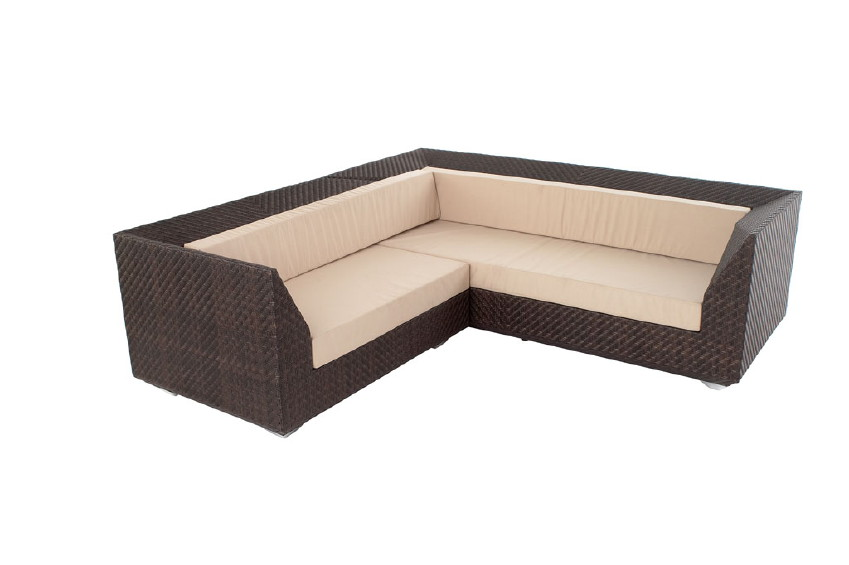 gartenbank alexander rose ocean maledives eck sofa geflecht lounge korbsofa vom garten. Black Bedroom Furniture Sets. Home Design Ideas