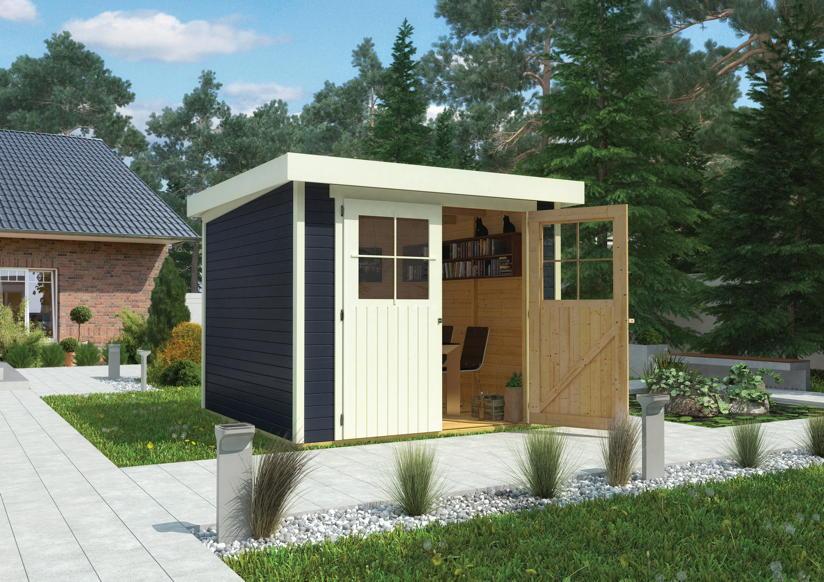 ger tehaus karibu limburg holz haus bausatz gartenhaus. Black Bedroom Furniture Sets. Home Design Ideas