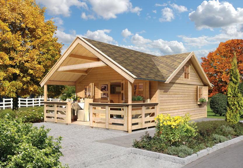 gartenhaus karibu wonnesund j tland holz haus. Black Bedroom Furniture Sets. Home Design Ideas