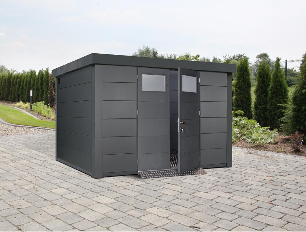 metall gartenh user vom garten fachh ndler. Black Bedroom Furniture Sets. Home Design Ideas