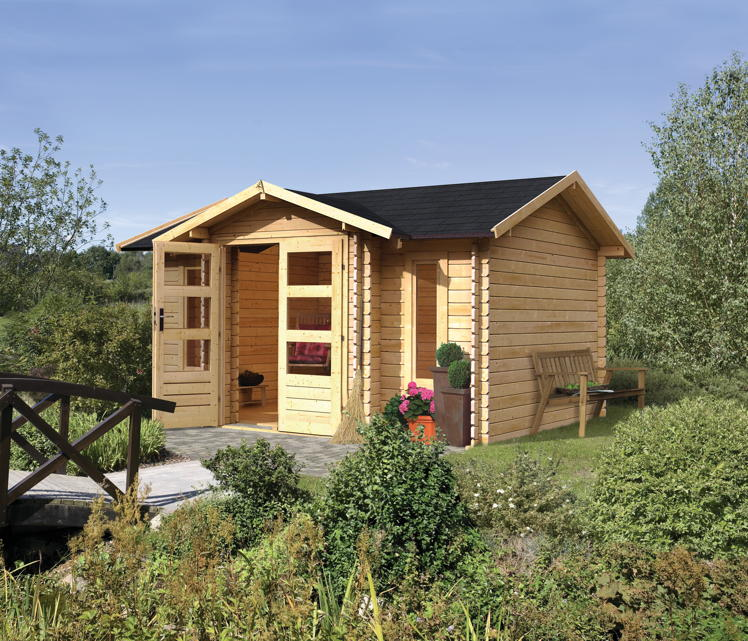 Gartenhaus selber bauen schnell und einfach zum haus im garten