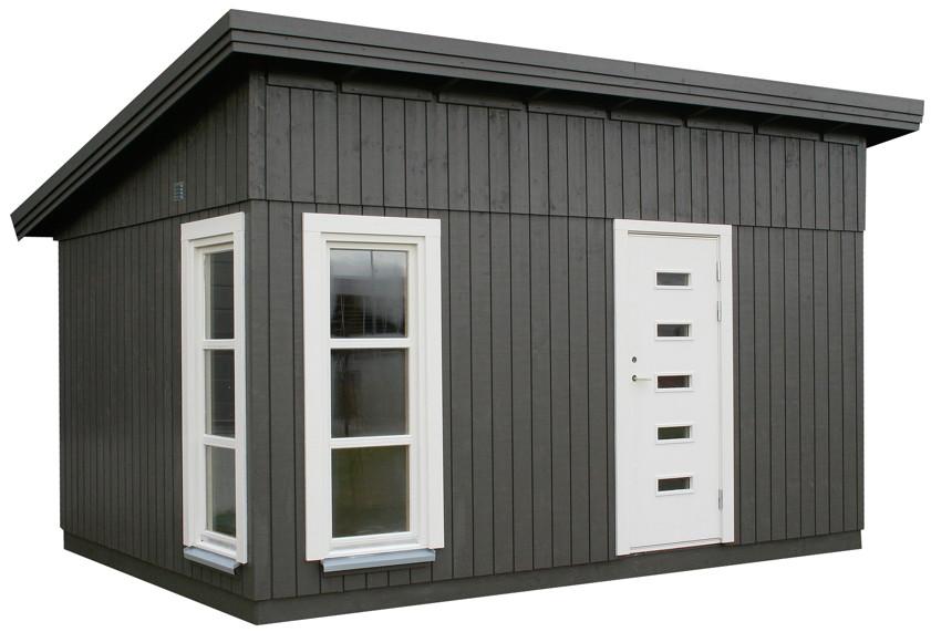 ger tehaus palmako balduin flachdach vom garten fachh ndler. Black Bedroom Furniture Sets. Home Design Ideas
