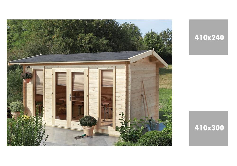 gartenhaus wolff helgoland 40 satteldach holzhaus holz angebot. Black Bedroom Furniture Sets. Home Design Ideas