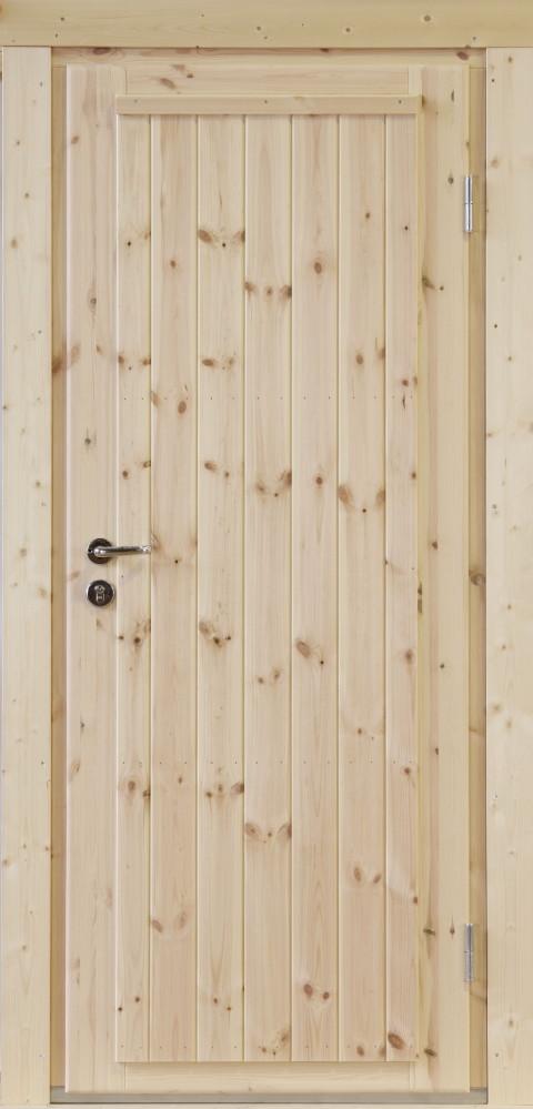 Türen aus holz  Holz-Einbau-Tür WOLFF «Einzeltür Erik» für 28, 34, 44, 58, 77 mm ...