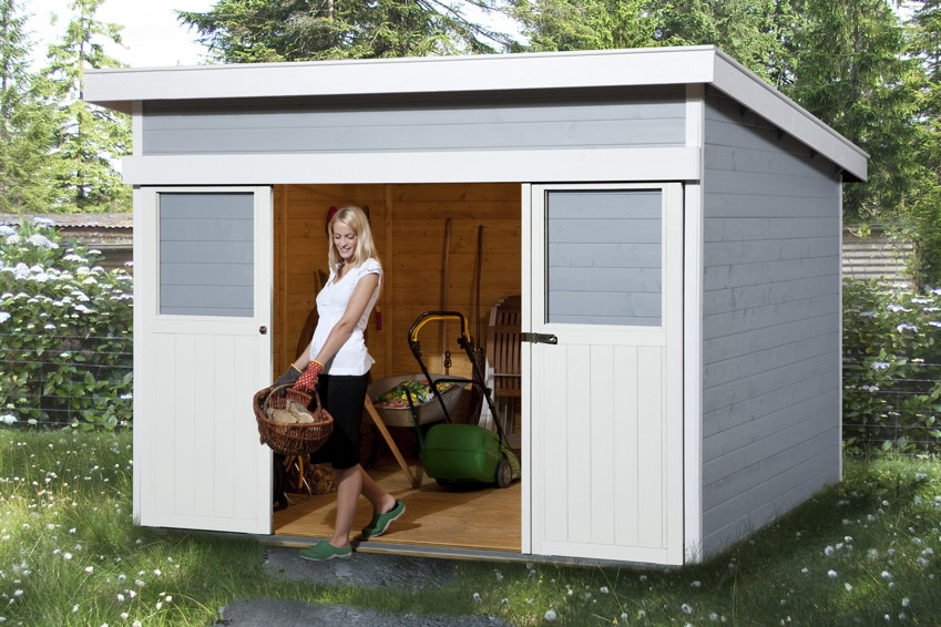 gartenhaus weka linda my blog. Black Bedroom Furniture Sets. Home Design Ideas