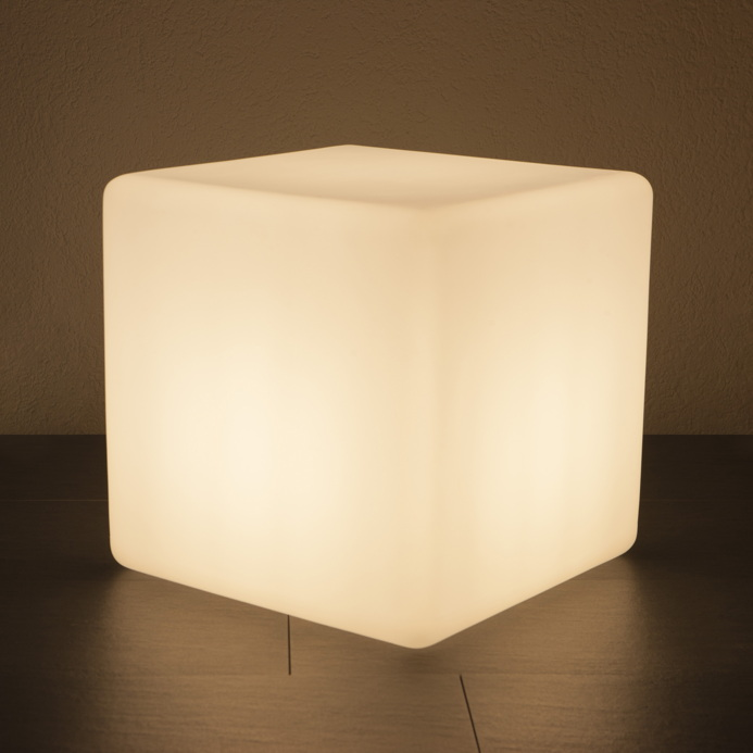 gartenlampe aussenlampe cube eckige leuchte. Black Bedroom Furniture Sets. Home Design Ideas