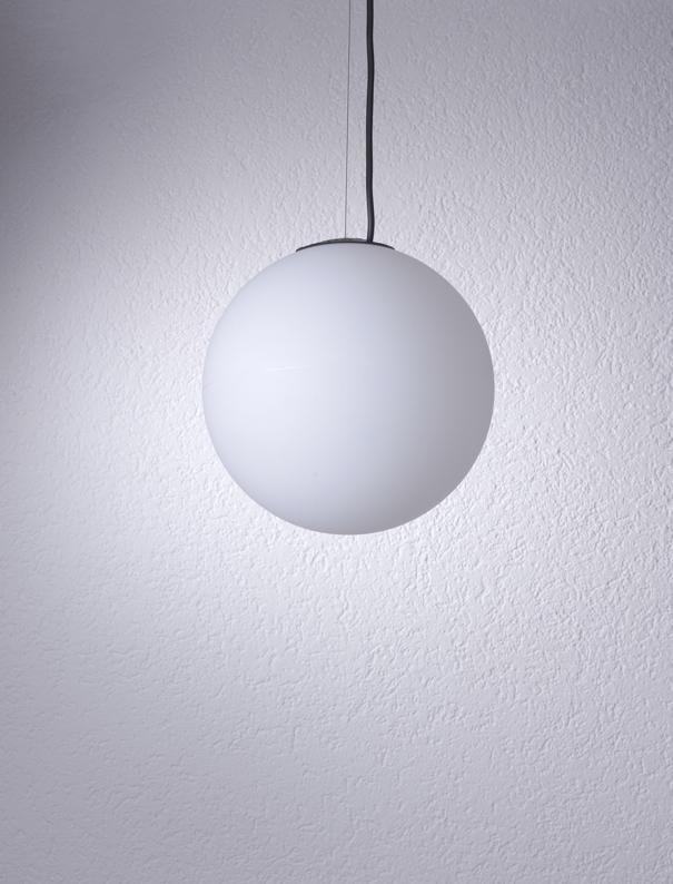 gartenlampe aussenlampe snowball h ngend mit. Black Bedroom Furniture Sets. Home Design Ideas