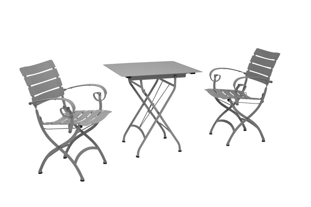 Sitzgruppe 4Seasons «Belle» Set 1 Biergarten Gartenmöbelset | Gartenmöbel Fachhandel