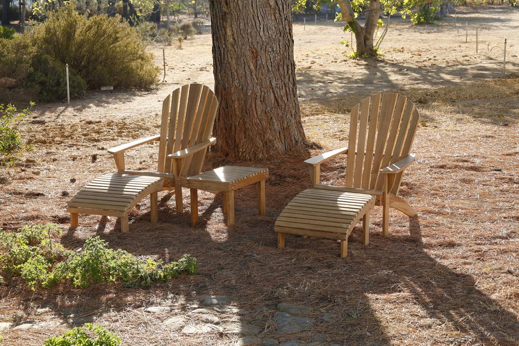 Gartenstuhl barlow tyrie adirondack loungesessel for Holzstuhl hersteller
